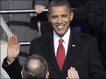 The Astrology of Barak Obama's Inauguration